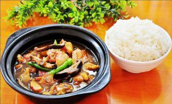 张伍黄焖鸡米饭-美团