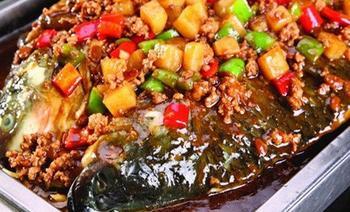 蜀江烤鱼(蚌埠万达店)-美团