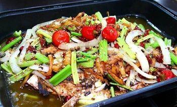鱼品轩特色烤鱼烧烤-美团