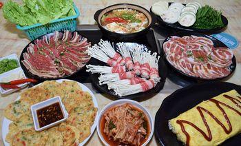 陆本家韩国料理-美团