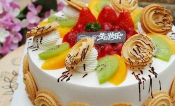 圣安娜西饼屋(御景店)-美团