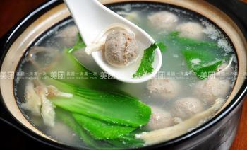 潮汕砂锅粥城-美团