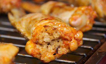 吉香汇鸡翅包饭(中街总店)-美团