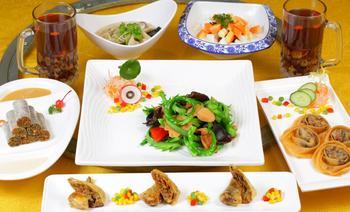 食为天素食原素馆(西增店)-美团