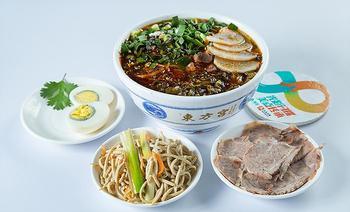 东方宫兰州牛肉拉面(盛景国际店)-美团