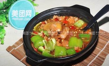 苏氏黄焖鸡(天坛村店)-美团