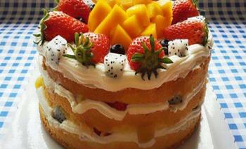 黑森林蛋糕(老一中店)-美团