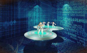 公元2050-2500未来生活体验馆-美团