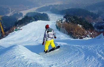 千山温泉滑雪场-美团