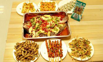 万州烤鱼-美团