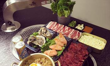 鑫釜山海鲜烧烤-美团