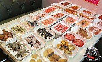 野人岛烤肉(兰溪路店)-美团