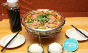 飘香锅手擀粉(高新店)-美团