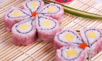 一卷握日本寿司(锁金东路店)-美团