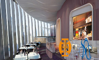 亚洲国际大酒店云顶阁360度旋转餐厅-美团