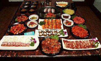 玉满江烧烤-美团