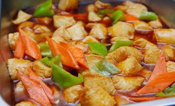 素圆素食自助餐厅-美团