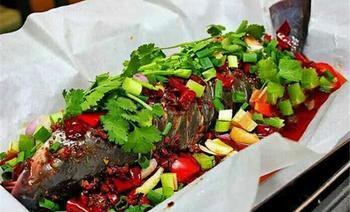 纸包鱼四季烤肉-美团