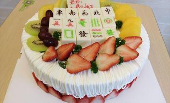 圣诺蛋糕(人人乐店)-美团