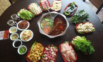 久品香川味冷锅鱼-美团