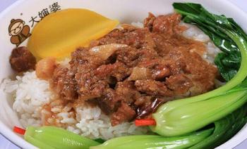台湾大婶婆鲁肉饭(大卫城店)-美团