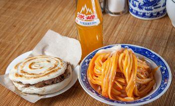 王魁腊汁肉夹馍(柿园路店 )-美团