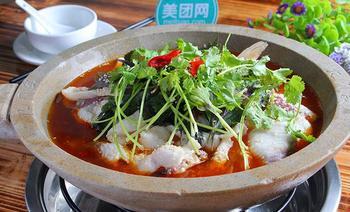 洪盛斋石锅鱼-美团