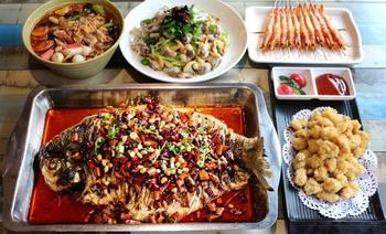 佳园重庆烤鱼(铁西国美店)-美团
