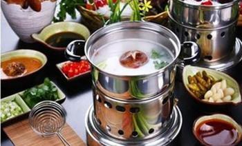 香锅里捞菌汤火锅-美团