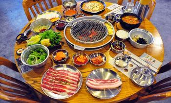 姜虎东678烤肉-美团