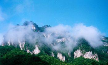 光雾山桃园景区-美团