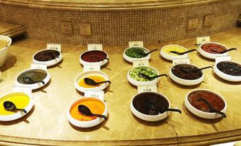 长兴岛敦豪国际酒店自助餐厅-美团