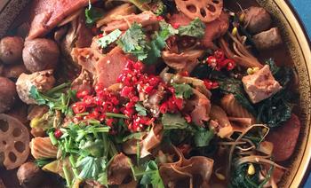 龙江公园炭火自助烤肉-美团