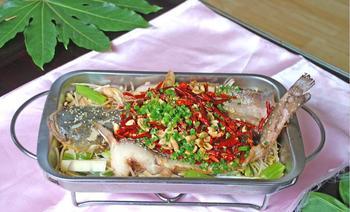 宋记炭火烤鱼-美团