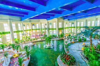 玫瑰庄园温泉假日酒店-美团