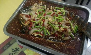 杨记竹炭烤鱼-美团
