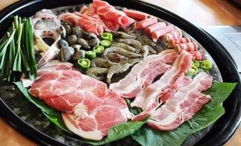 欢乐农场火锅烤肉一体自助餐厅(99广场店)-美团