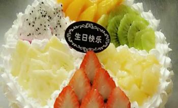 开心蛋糕(唐人街店)-美团