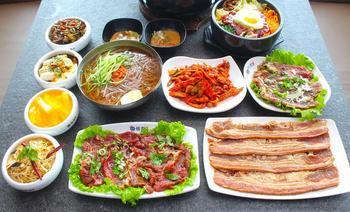 韩都炭火烤肉(长客西站店)-美团