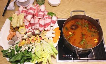 莲上泰式海鲜火锅餐厅-美团