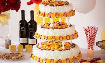 幸福西饼生日蛋糕(布心店)-美团