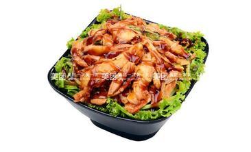 张姐烤肉拌饭(人人家店)-美团