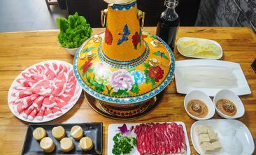 鸿门老北京铜锅涮肉-美团