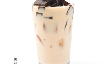 黑玉奶茶-美团