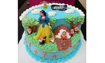 唯美蛋糕-美团