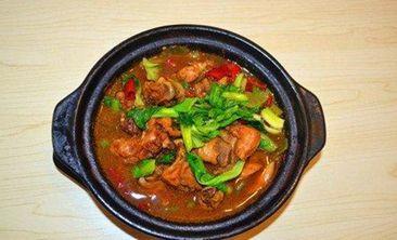 马氏黄焖鸡米饭-美团