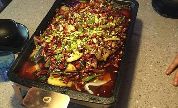 烤酷炭火烤鱼-美团
