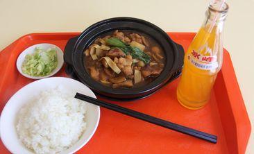 天波堂黄焖鸡米饭-美团
