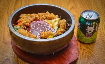 blue韩国料理-美团
