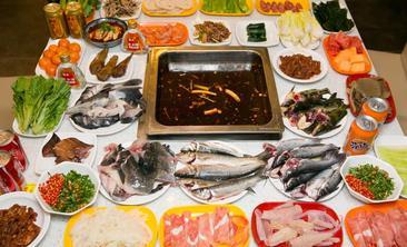 嘉州河鲜生态自助鱼火锅-美团